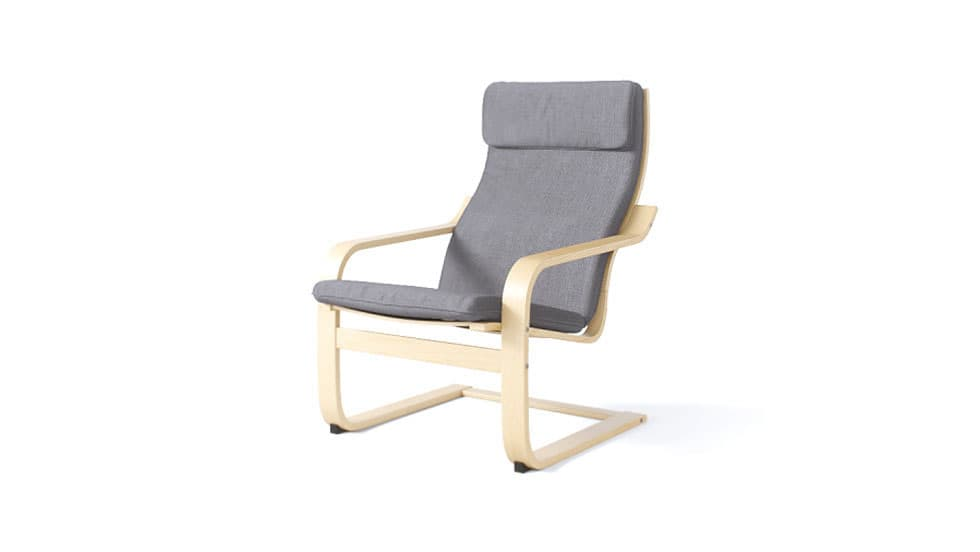 Replacement Ikea Poang Armchair Covers Poang Chair