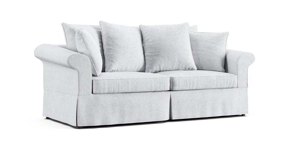 Bloomsbury Queen Sleeper Sofa Slipcover, Slipcovers For Sleeper Sofa