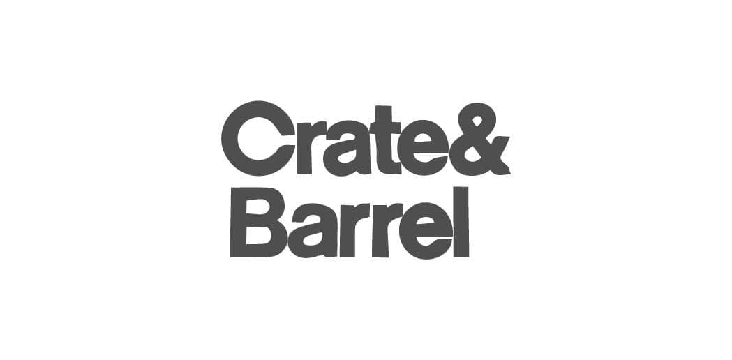 Fodera per divano Crate & Barrel