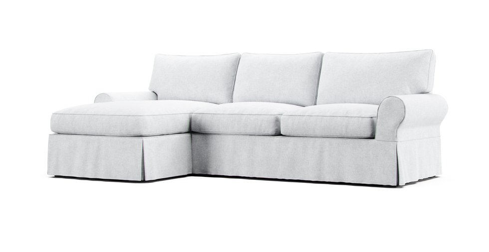 Pb Basic Right Sofa With Chaise
