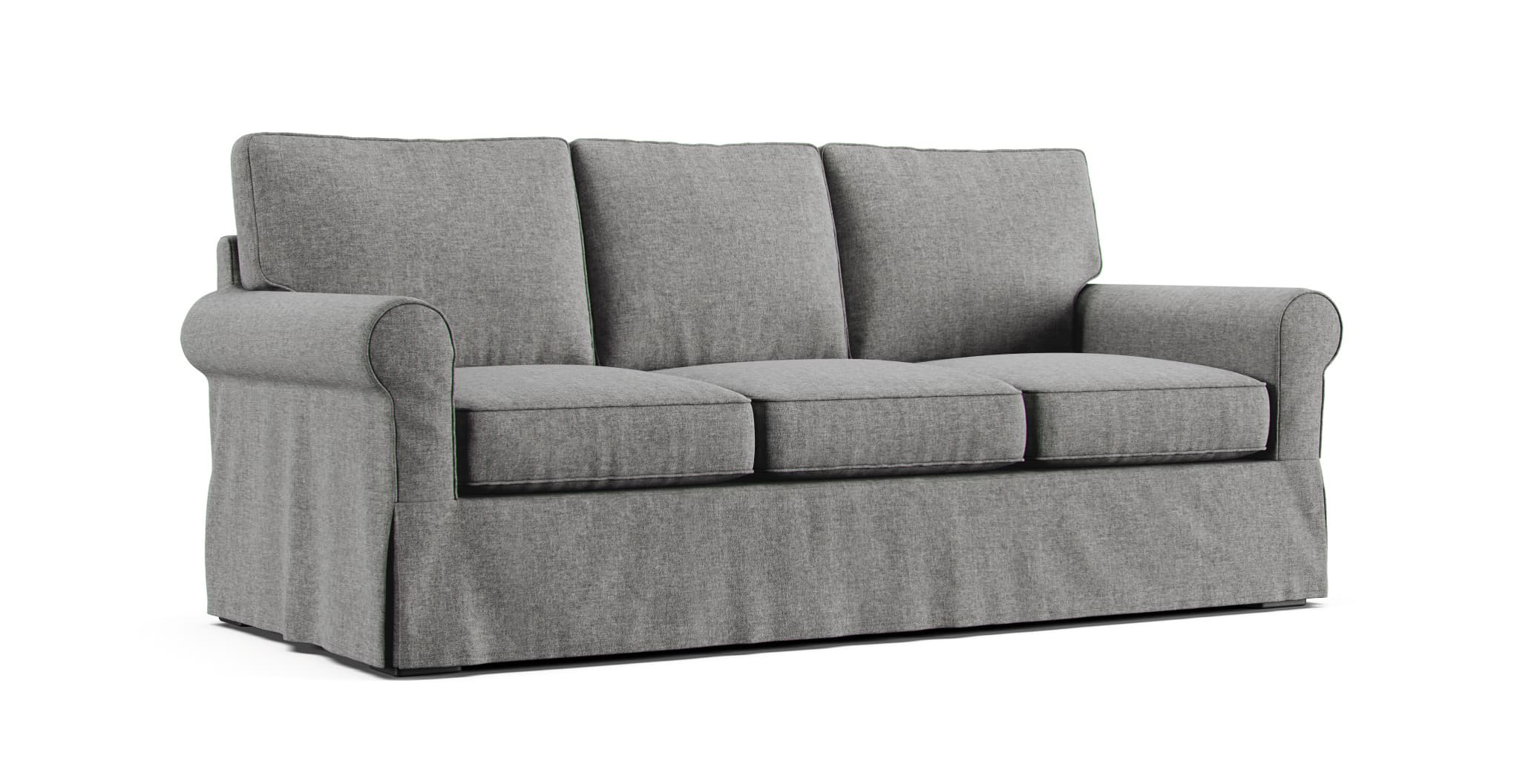Replacement Pb Buchanan Roll Arm Sofa Slipcovers Couch Slipcovers Comfort Works