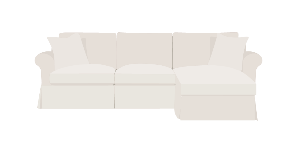 American Signature Sawyer Sofa Slipcover