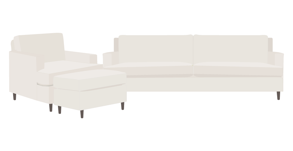 Ashley Furniture Hettinger Sofa Slipcover