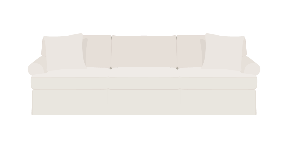 Birch Lane Rundle Slipcover