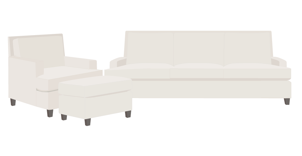 CR Laine Breakers Sofa Slipcover