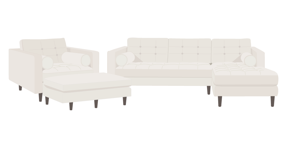 Freedom Copenhagen Slipcovers