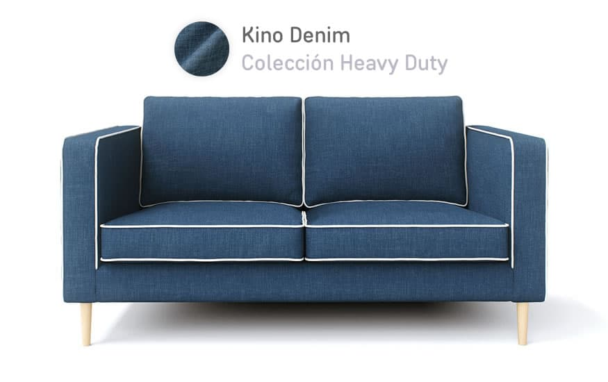 IKEA Karlstad 2 Seater in Kino Denim
