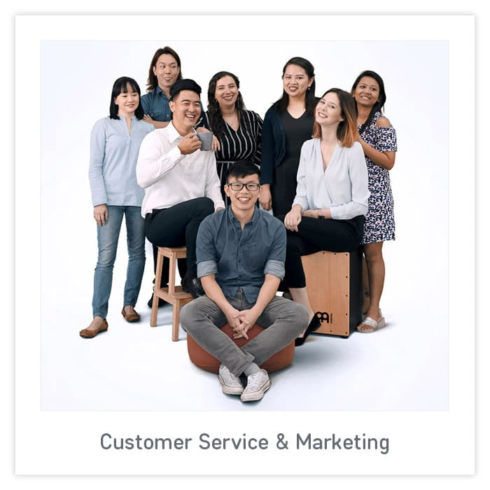 Customer Service & Marketing