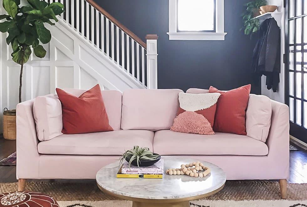 Ikea Stockholm Sofa Bezug Classic Velvet