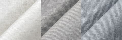 Luna Fabric Series Linen Blends