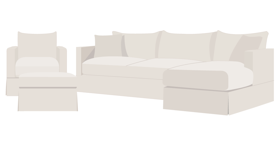 Crate And Barrel Slipcovers Comfort Works