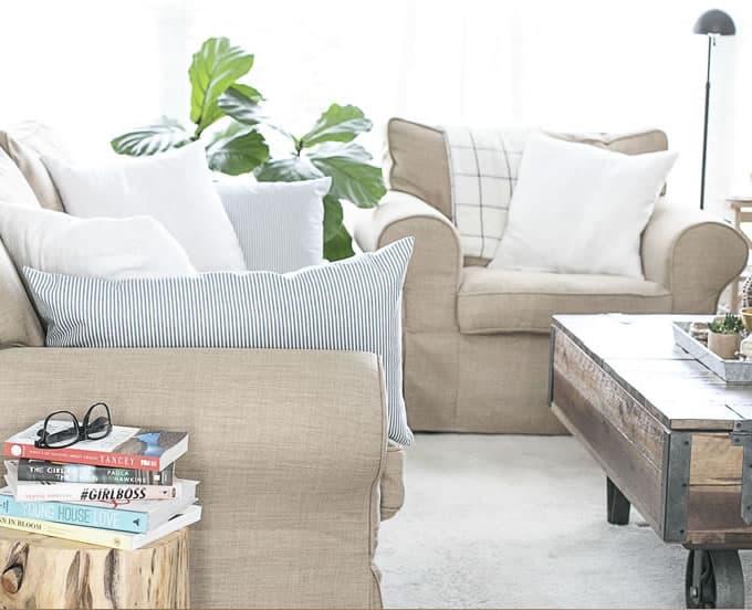 Fundas para Sillón Ektorp de IKEA