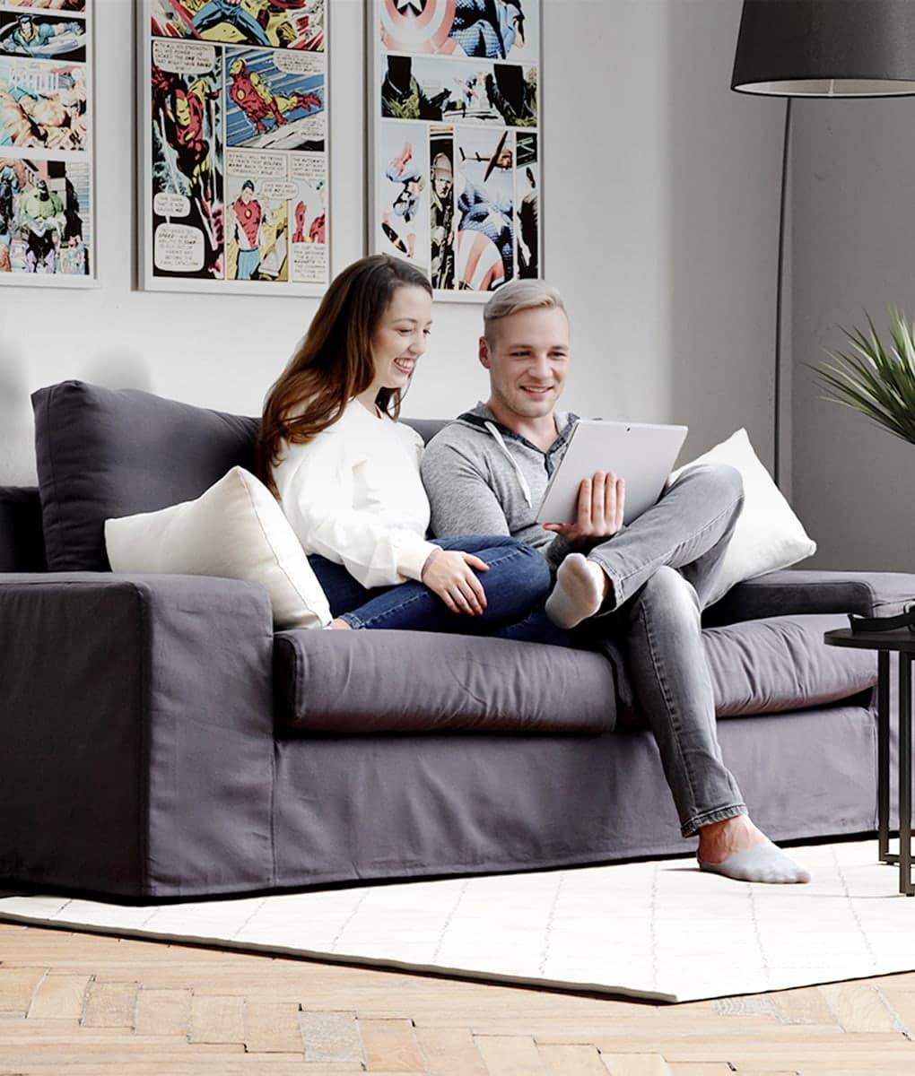 ikea sofa cover custom couch
