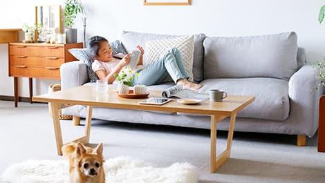 Comfort Works Kino Ash