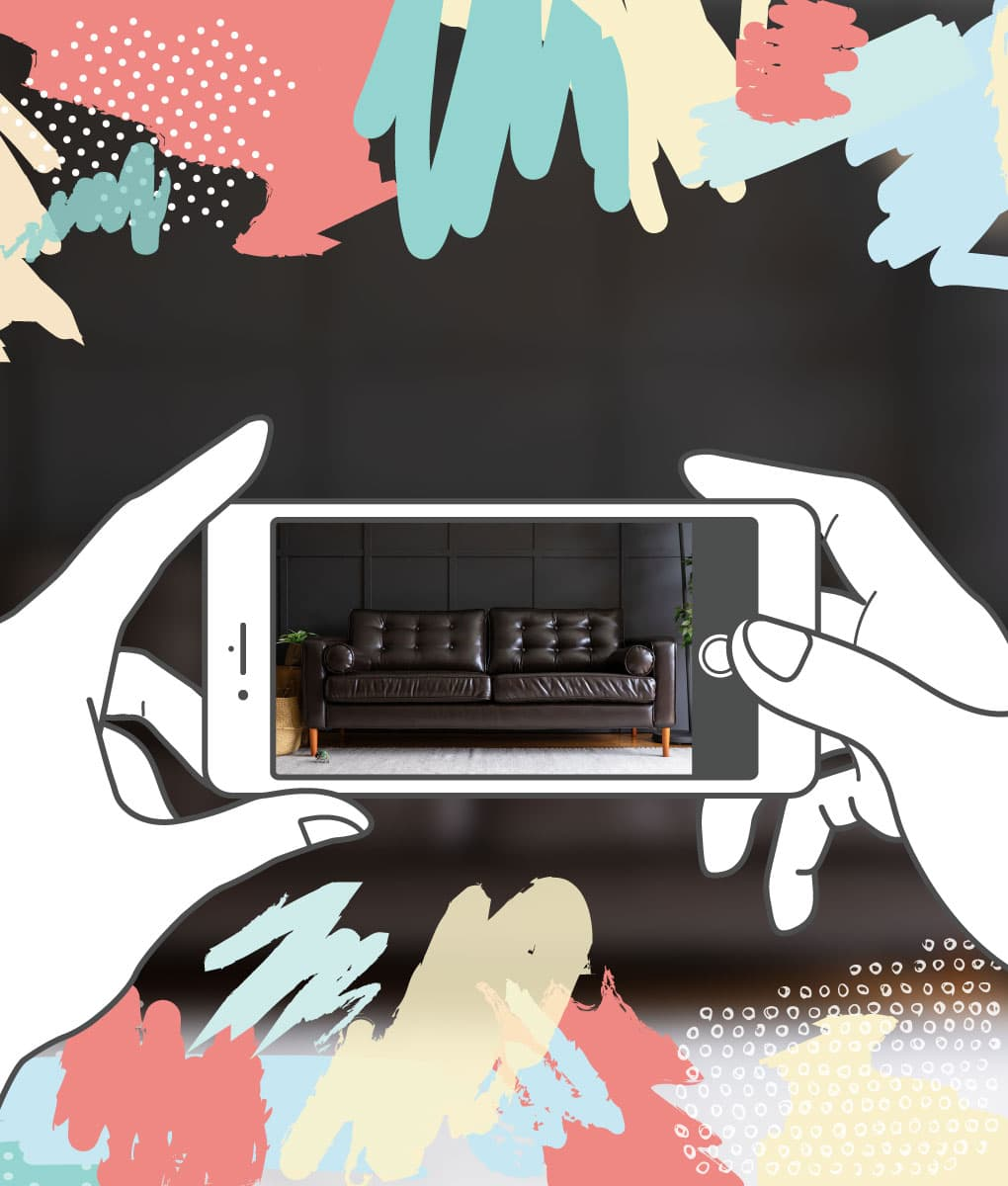 CW Facebook Contest- Win a sofa makeover