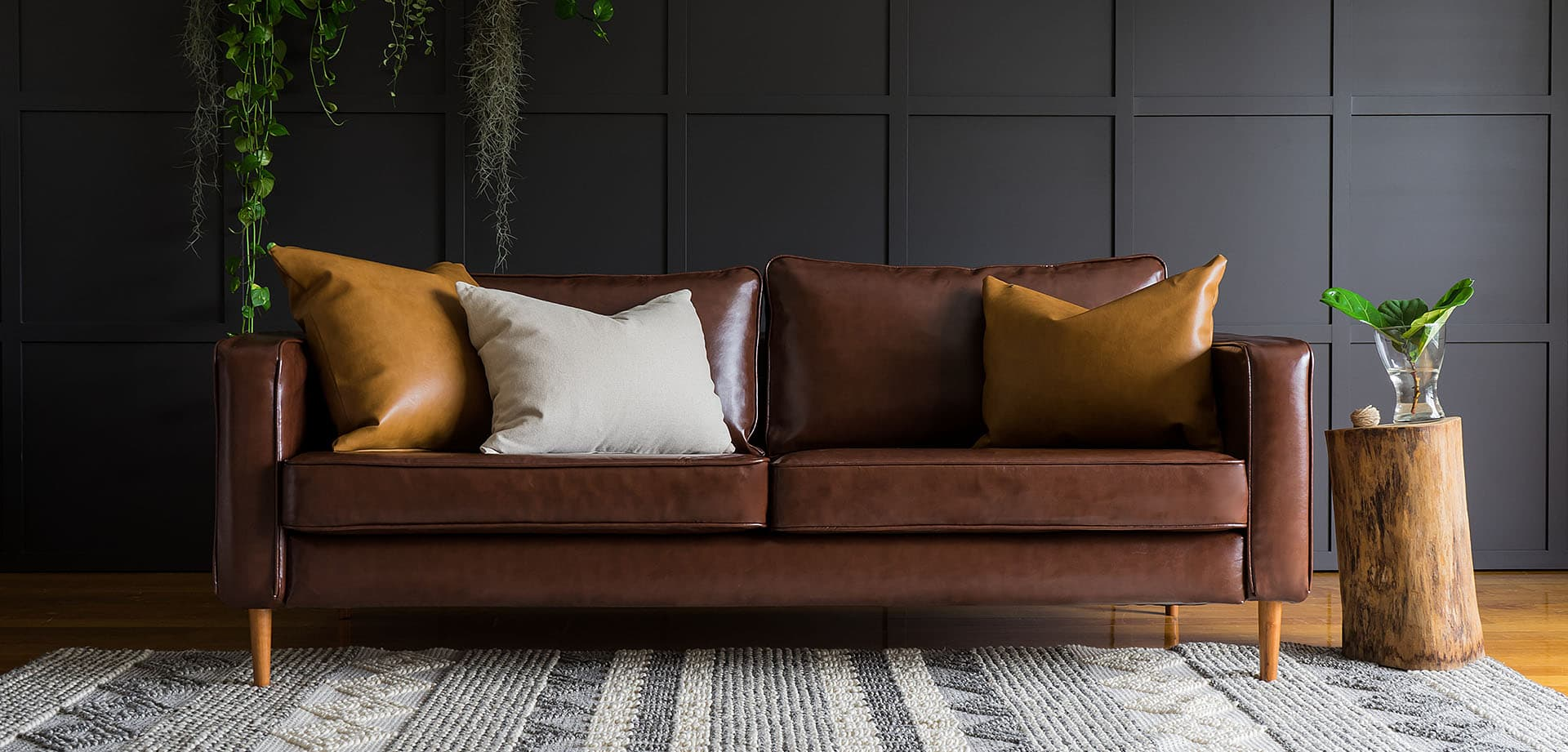 Leather Sofa Covers Couch