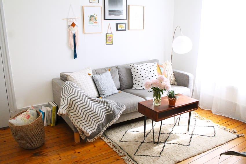 Ikea Karlstad Sofabezug
