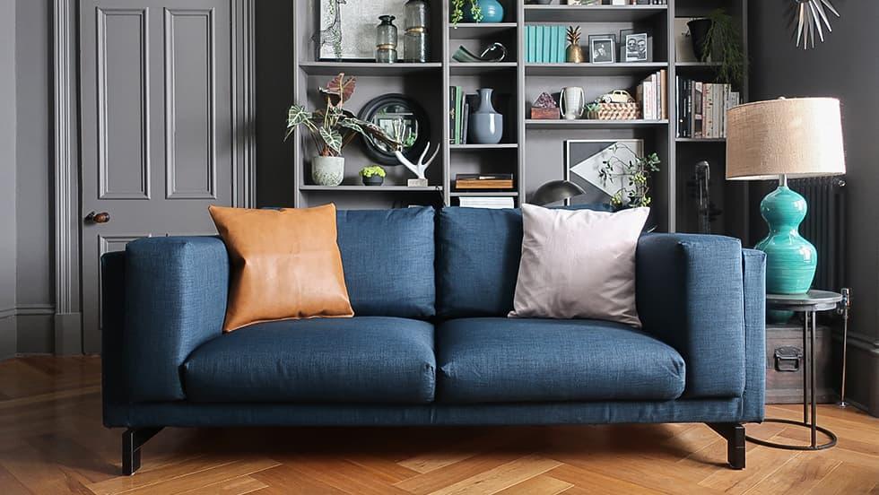 IKEA Nockeby en Kino Denim de Comfort Works