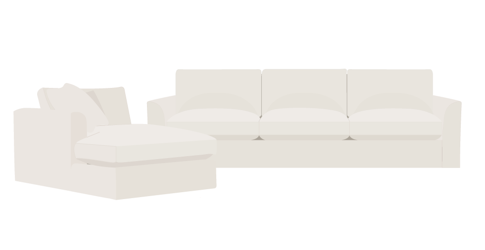 Replacement Rowe Derby Slipcover
