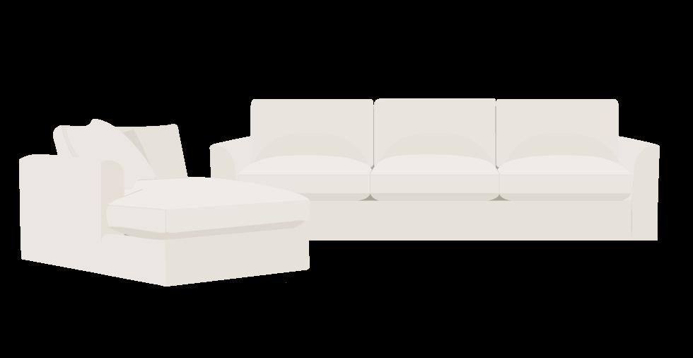 Rowe Darby Sofa Slipcovers