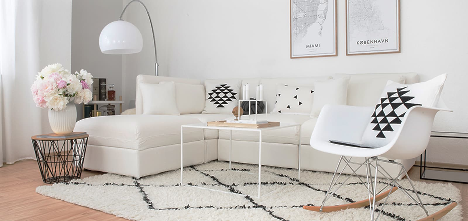 Crate and Barrel Sectional Sofa Slipcover by Comfort Works