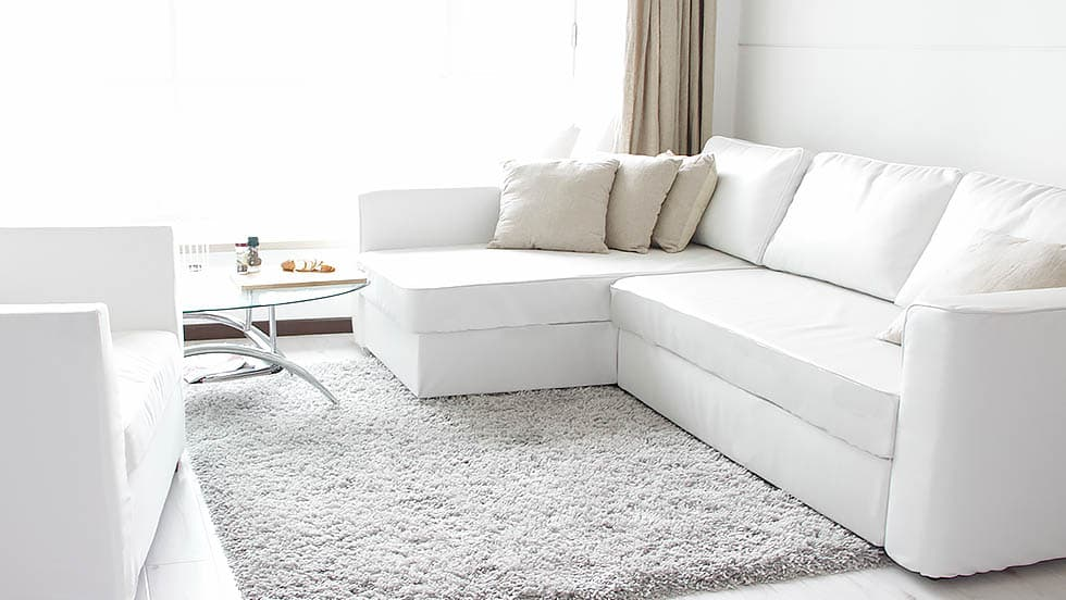 IKEA Manstad or Fagelbo IKEA Manstad Sofa Bed slipcover in Modena White Leather Couch Sofa Cover
