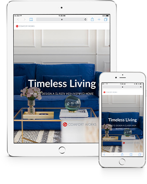 Timeless Living eBook by Comfort Works