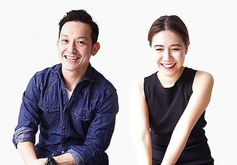 Henry & Rachel, founders of Comfort Works