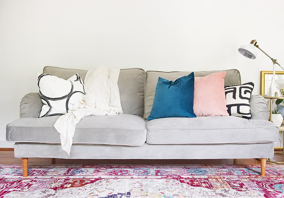 Replacement sofa covers for any ikea sofa beautiful for Replacement couch cushions ikea