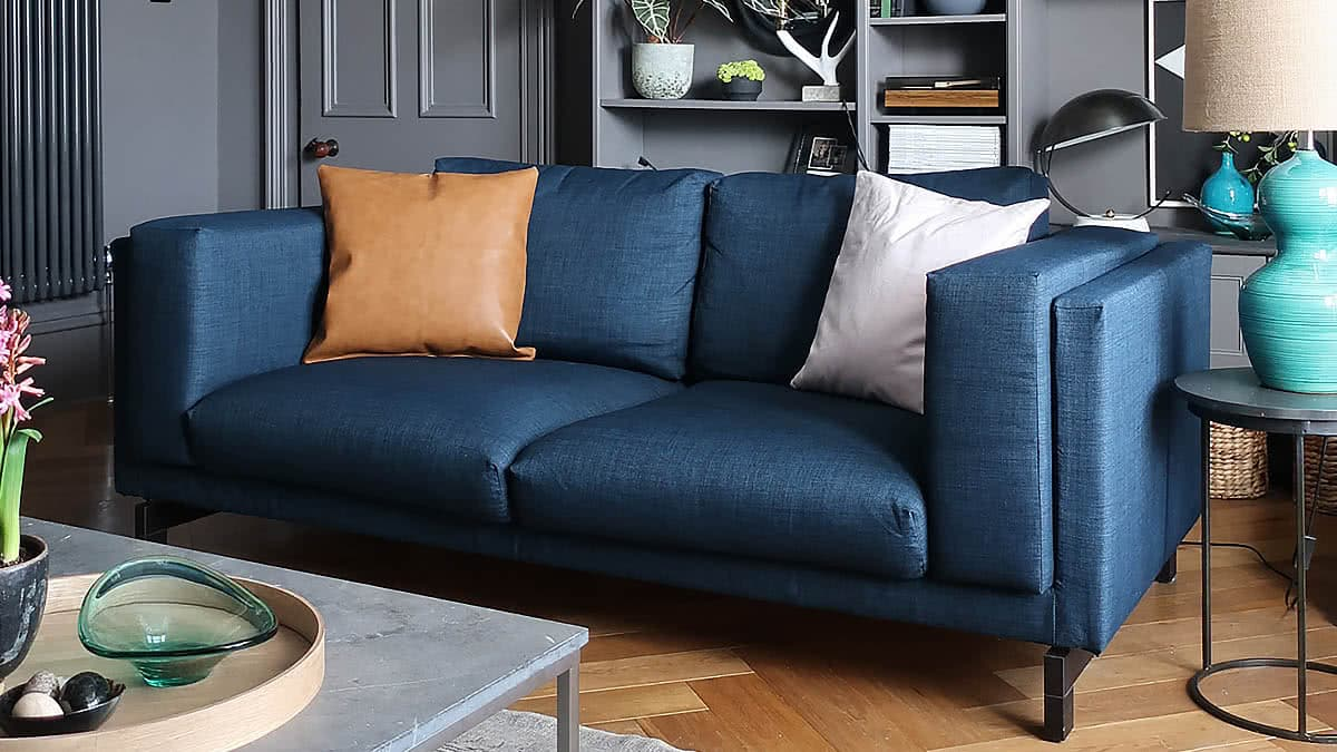 Astonishing Nockeby 2 Seater And Chaise Left Sofa Cover Ibusinesslaw Wood Chair Design Ideas Ibusinesslaworg