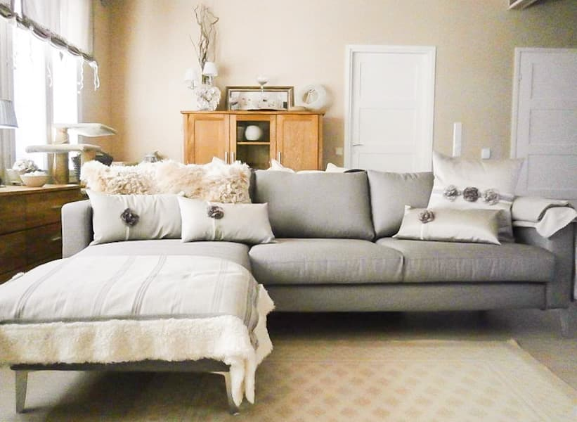 Karlanda 3 Seater Sofa Cover - Beautiful Custom Slipcovers | Comfort Works : chaise sofa ikea - Sectionals, Sofas & Couches