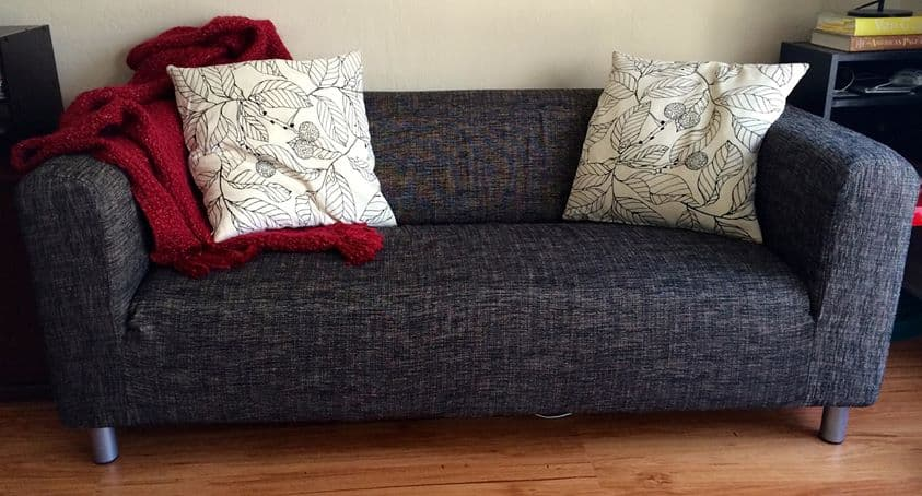 Klippan Sofa Covers Grey Refil Sofa