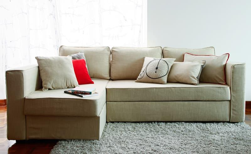 Manstad Snug Fit Sofa Cover Beautiful Custom Slipcovers