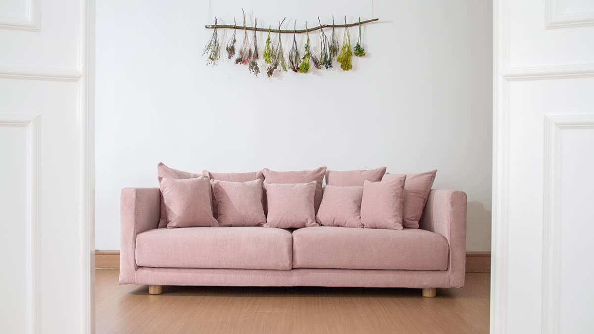 Stockholm 3 Seater Sofa Cover Comfort