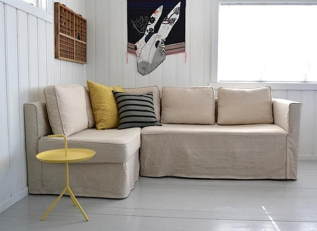 fagelbo loose fit chaise right sofa cover