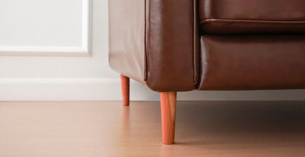 Bailey Wooden Sofa Leg