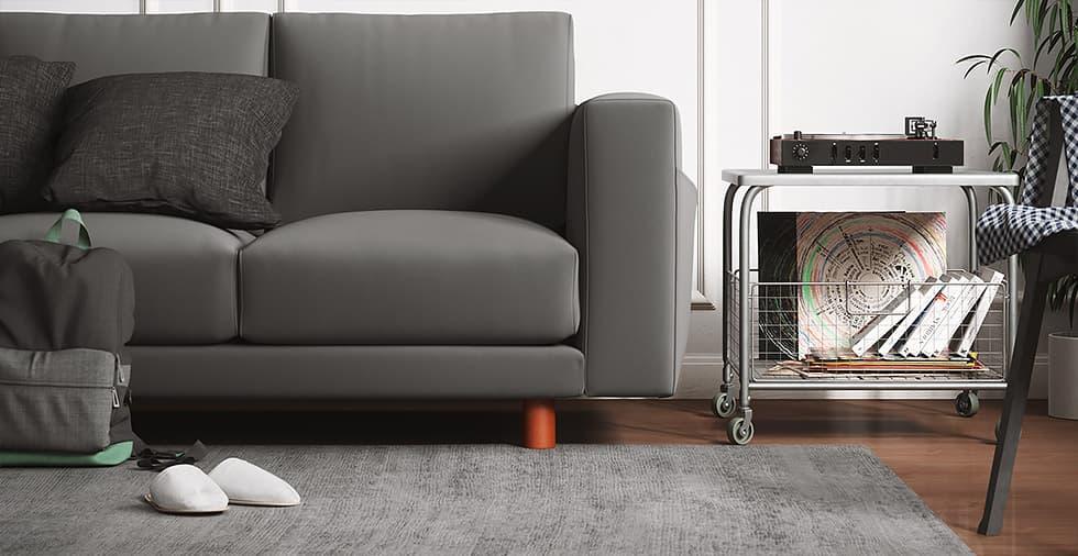 Peroni Wooden Sofa Leg