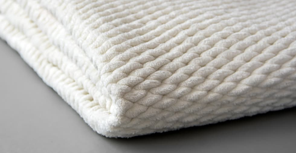 Quiddity Soft Touch Textured Blanket