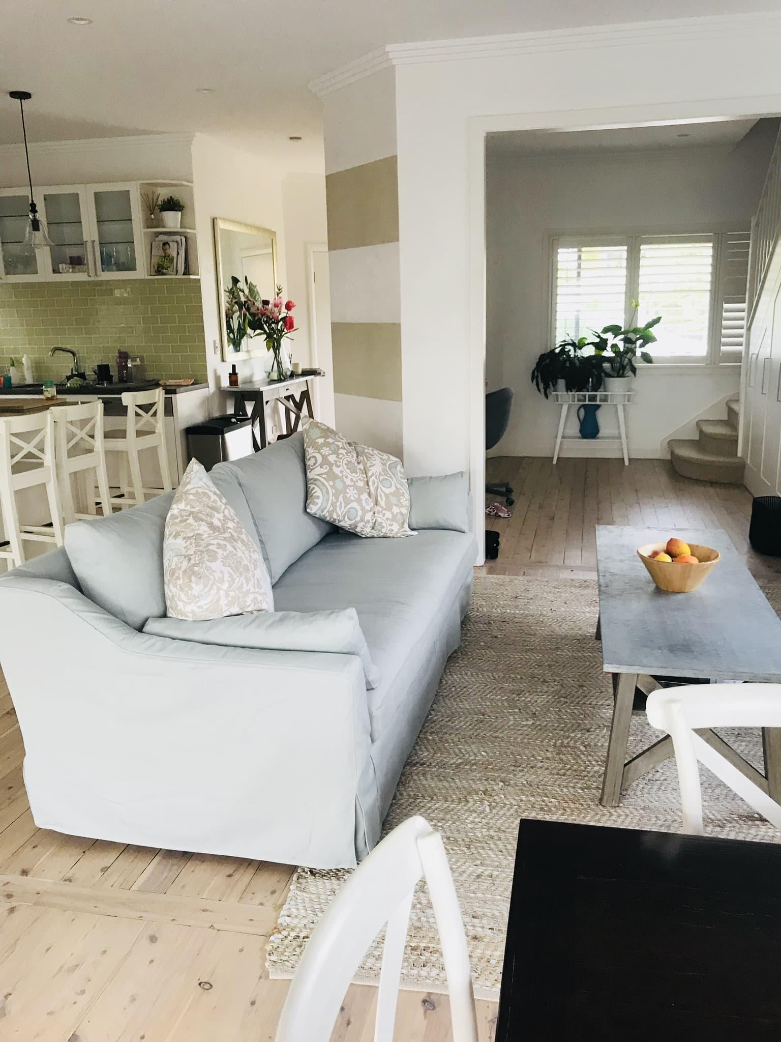 Farlov 2 Seater Sofa Cover Comfort Works