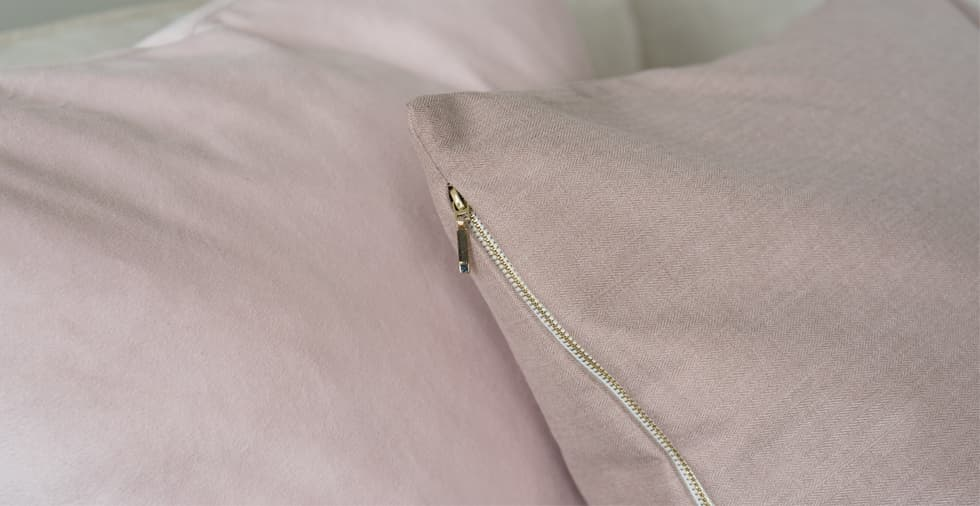 Set of 3, Hush Blush Cushion Covers