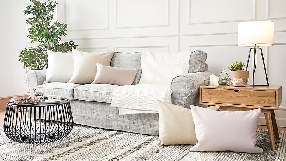 Knopfheftung Knöpfe IKEA Sofabeine Comfort Works Sofabezüge