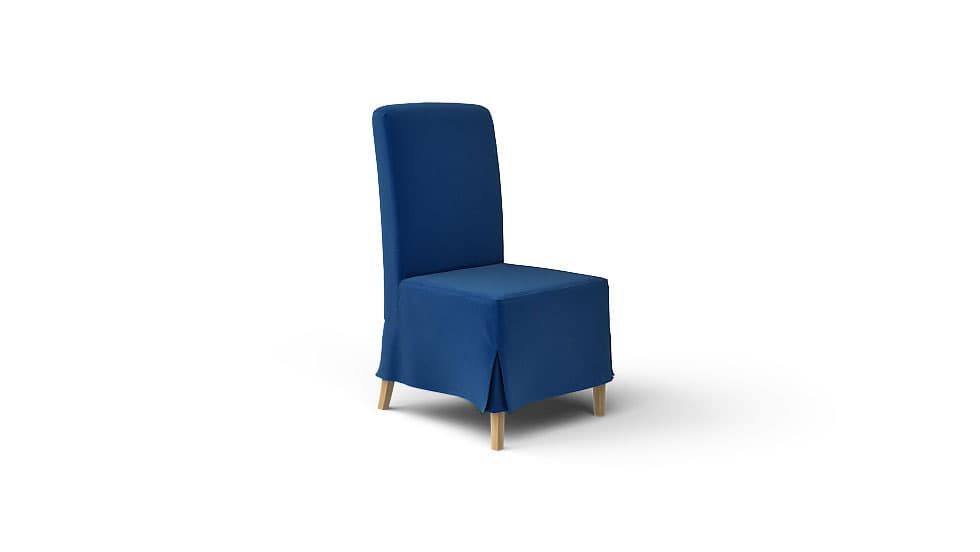 housse pour chaise ikea henriksdal. Black Bedroom Furniture Sets. Home Design Ideas