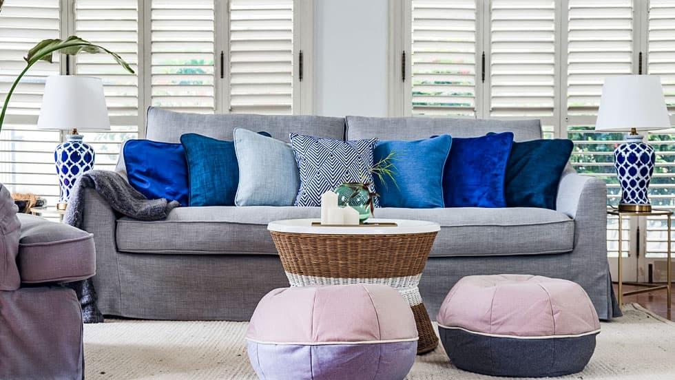 Housse personnalisée de canapé IKEA | Housses de revivre tout canapé