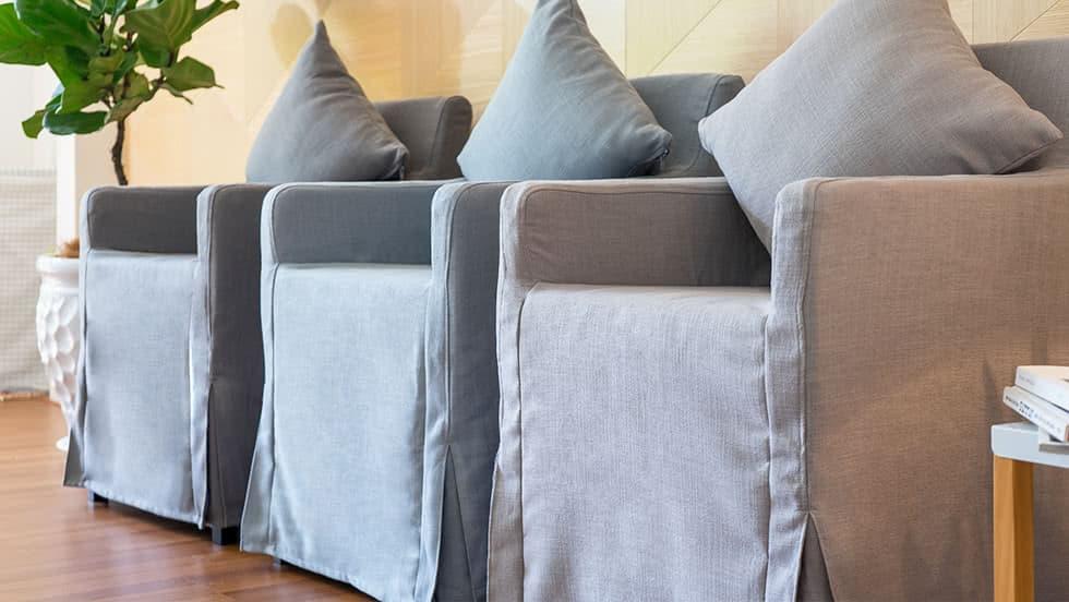 IKEA dineren stoel Covers