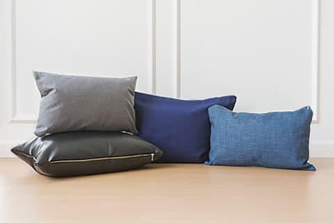 長方形クッション、枕カバー