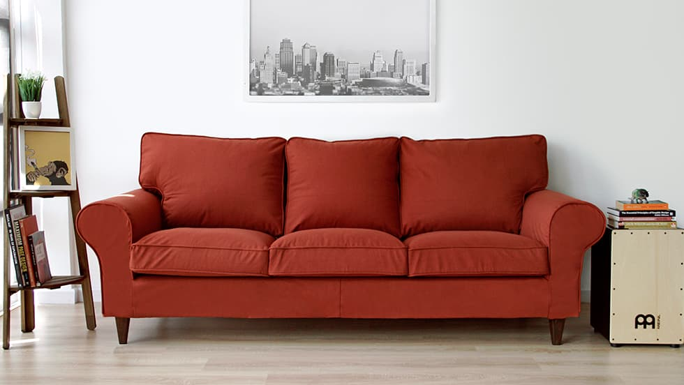Custom Tailored Sofa Cover Amp Loose Couch Slipcover