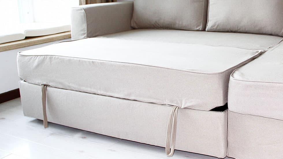 Ikea Hoes Voor De Slaapbank