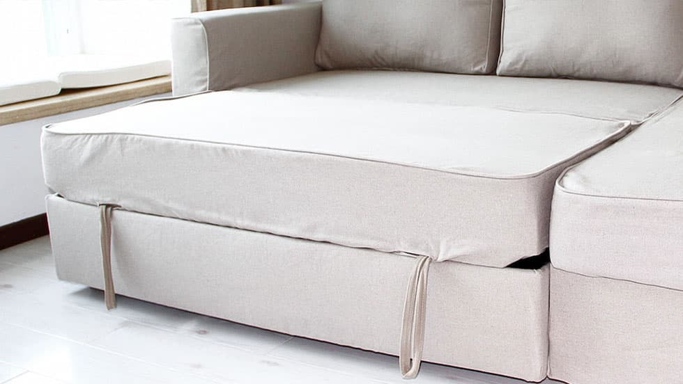 Replacement IKEA Sofa-Bed Covers | Custom Sleeper Sofa Slipcovers