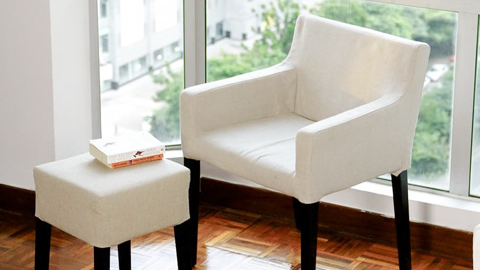 Funda personalizada para silla de comedor - Fundas silla comedor ...