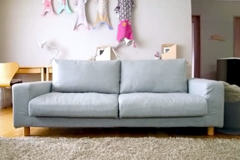 Replacement Custom Muji Sofa Covers Beautiful Custom